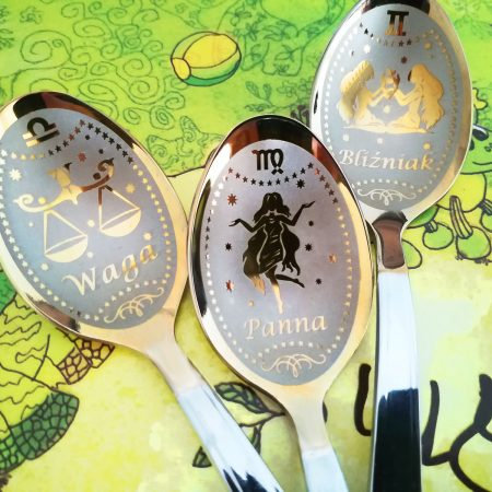 Royal Spoons - engraved spoon