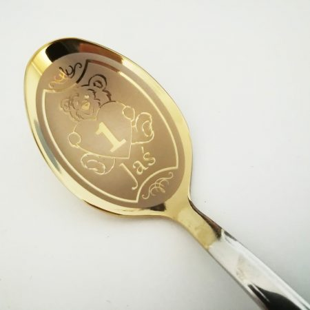 Custom teaspoon, perfect gift