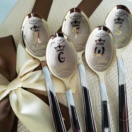 Teaspoons cutlery set