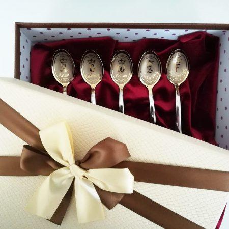 Custom original teaspoon
