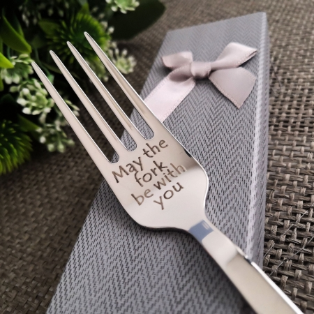 May the fork be with you - Star Wars fork